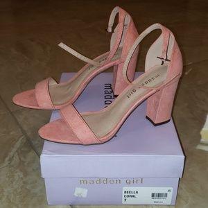 Brand new Madden Girl Beella Heels